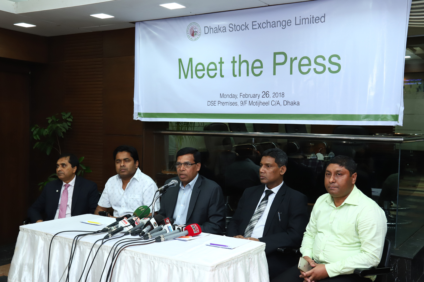 DSE Meet the Press
