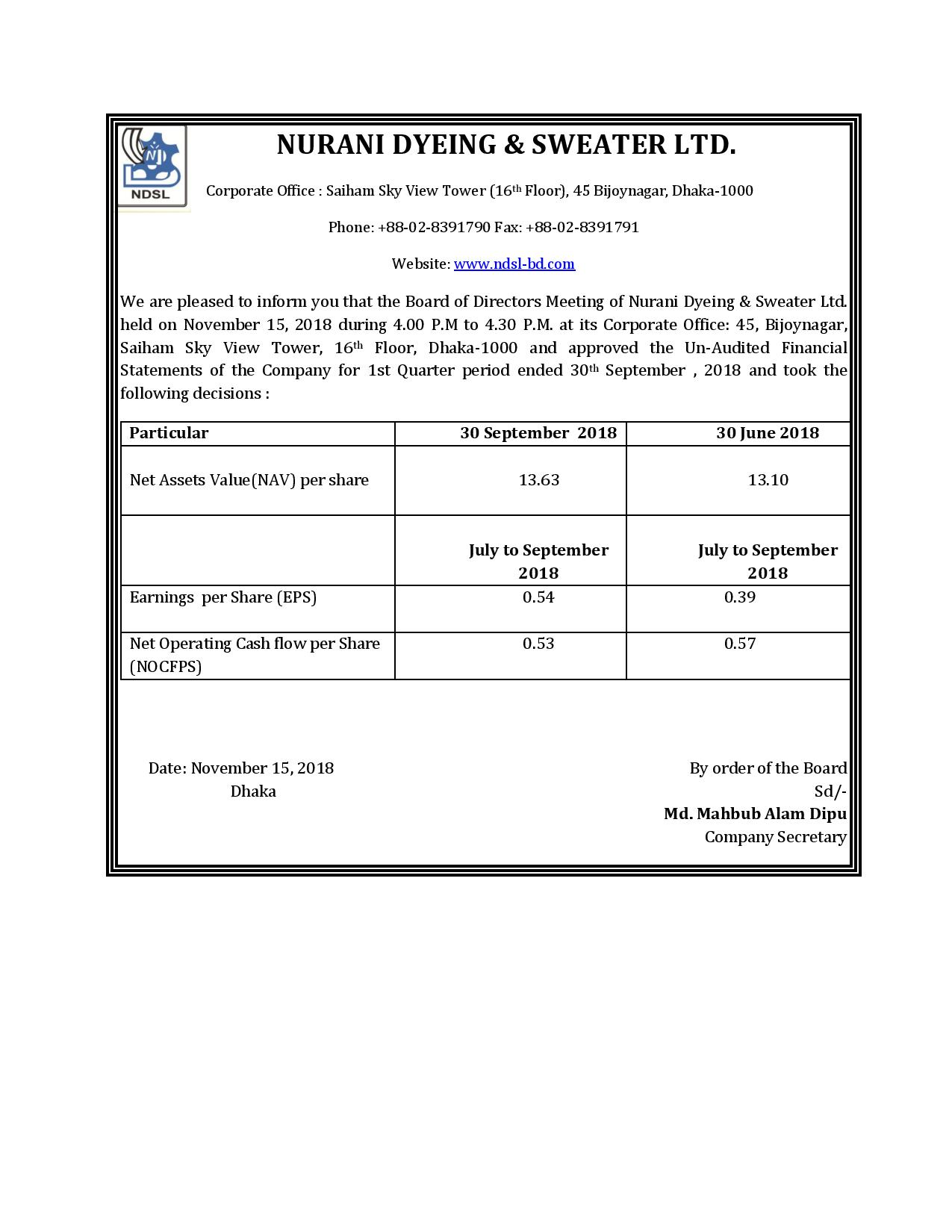 Q1 2018 PSI for on line-page-001
