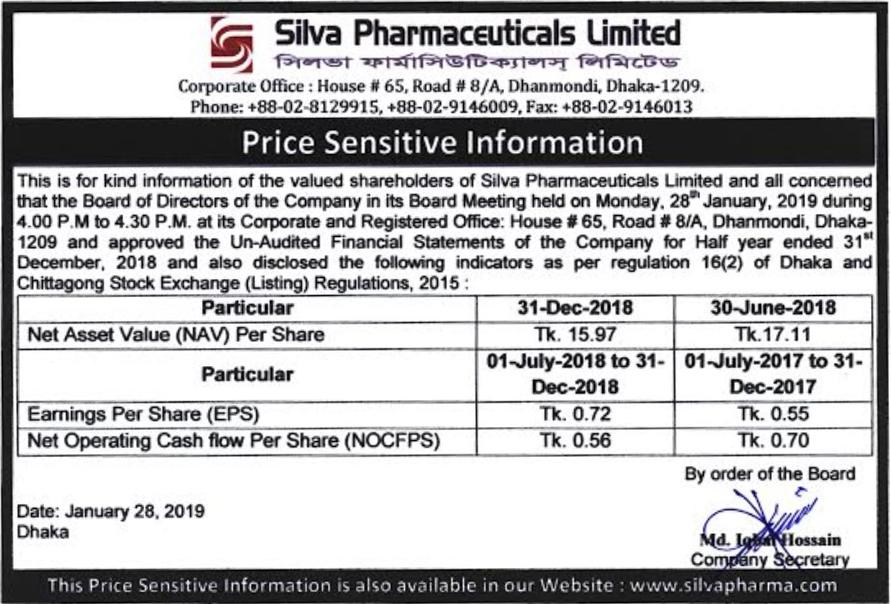 silva-pharma
