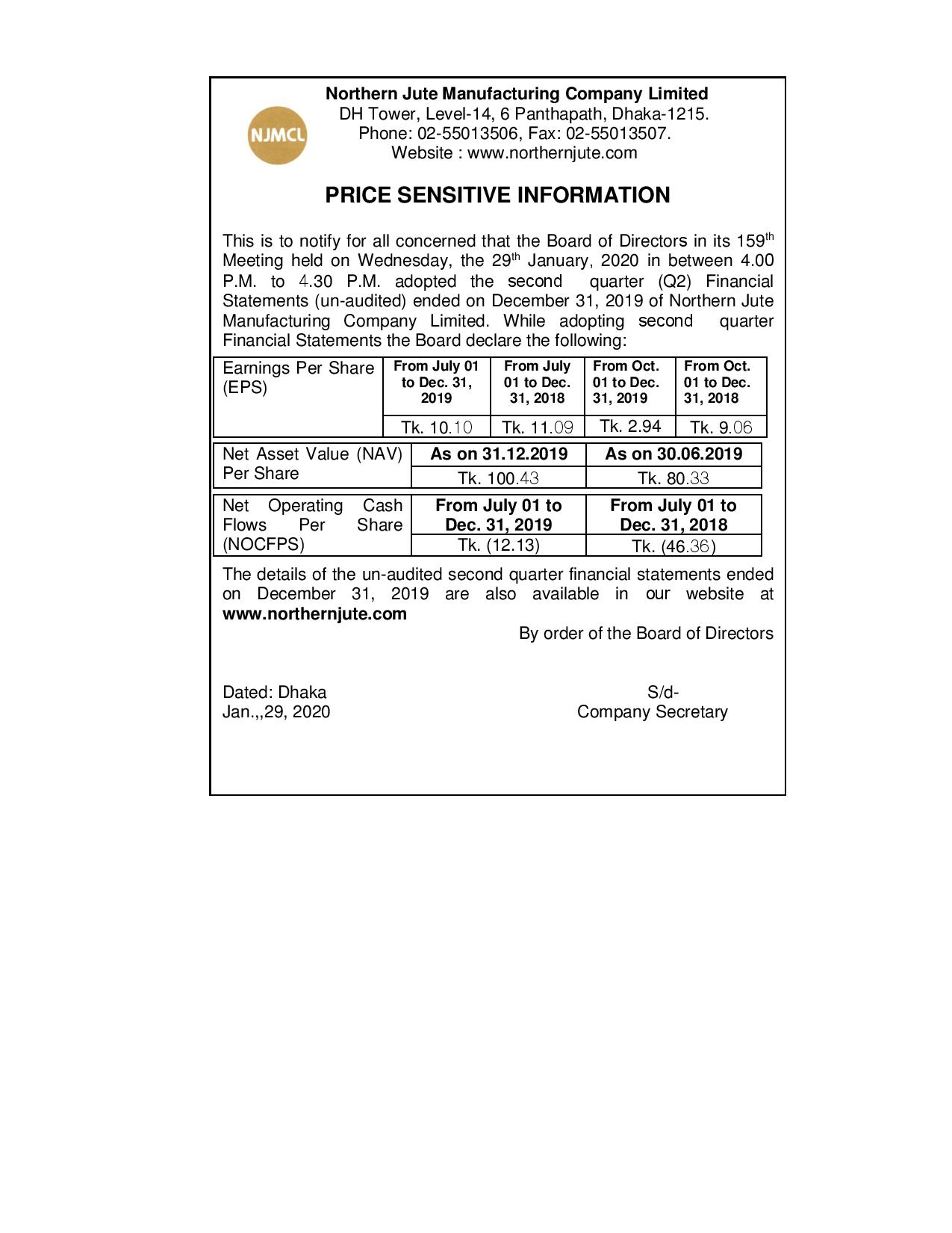 Price Sensitive Information (Q 2)-converted-page-001